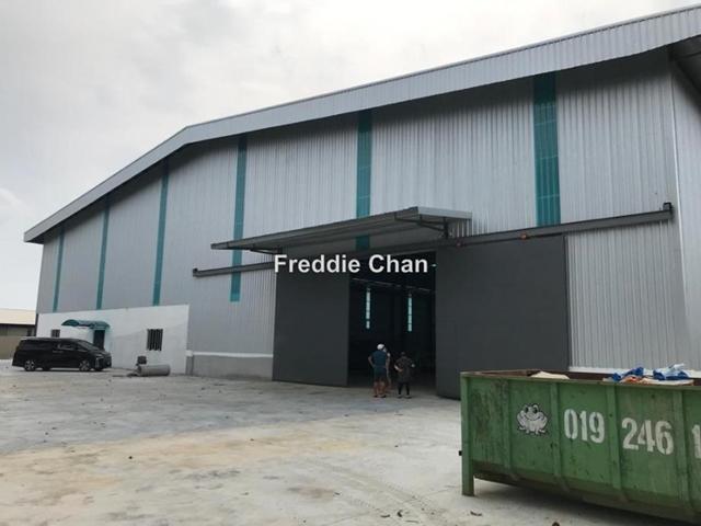 Factory Cum Warehouse, Kapar, Klang