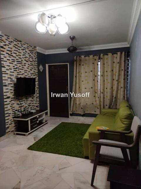 Flat Pkns Shah Alam Seksyen 18, Shah Alam