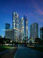 Kuala Lumpur Center, The Troika, Kuala Lumpur