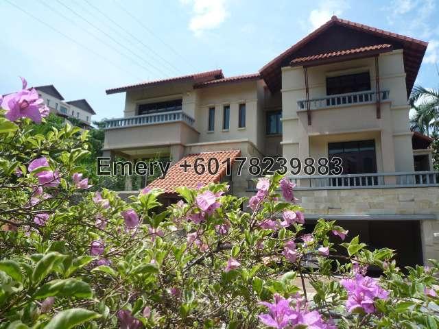 Sunway City, Kiara Hills , Desa Sri Hartamas, Kuala Lumpur