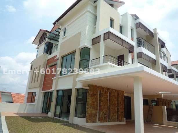 Ulu Klang, Kemensah Heights, Semi-detached , River View, Riverview, Ampang KL , Kuala Lumpur