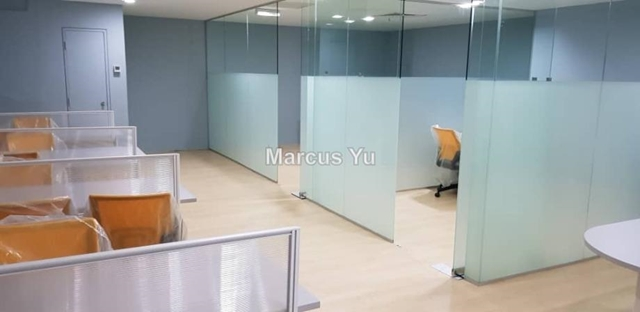 Skypark One City Fully furnished Office for rent, USJ