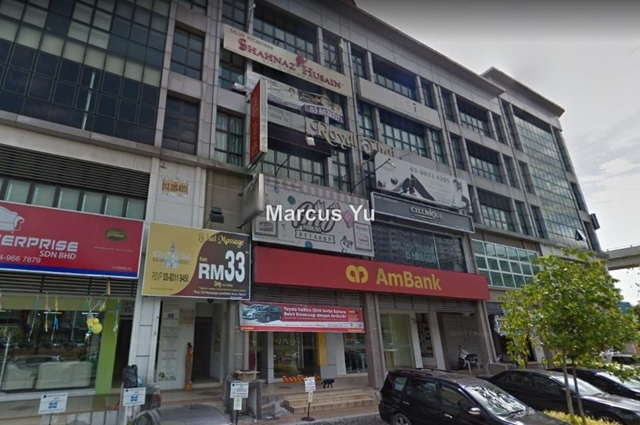 USJ SENTRAL 5 Storey Shop for sales, USJ