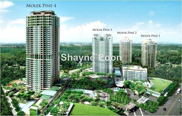 Molek Pine 4, Tebrau, Johor Bahru