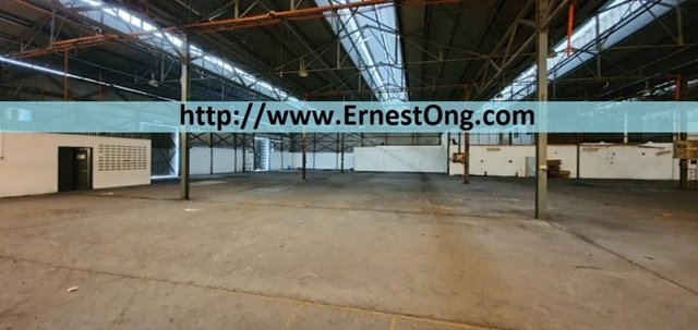Warehouse / Factory Space for Rent, Shah Alam
