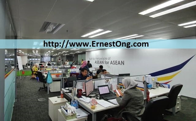 Menara TM, Menara Telekom, Fully Furnished Office Space for Rent, Bangsar