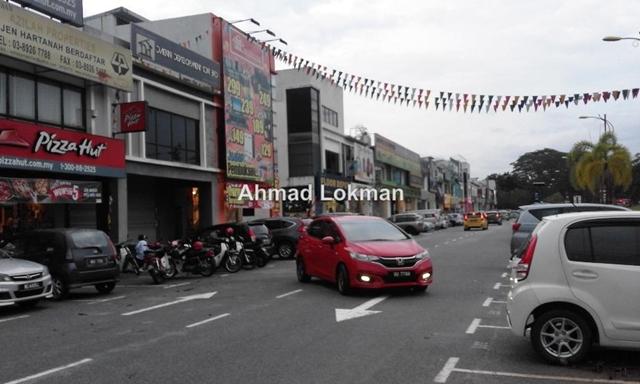 ENDLOT Seri Bangi, Seksyen 8 Bandar Baru Bangi, Bangi