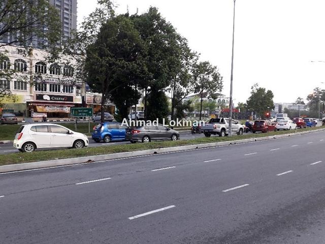 Jalan Medan Pusat 2D, Seksyen 9 Bandar Baru Bangi, Bangi