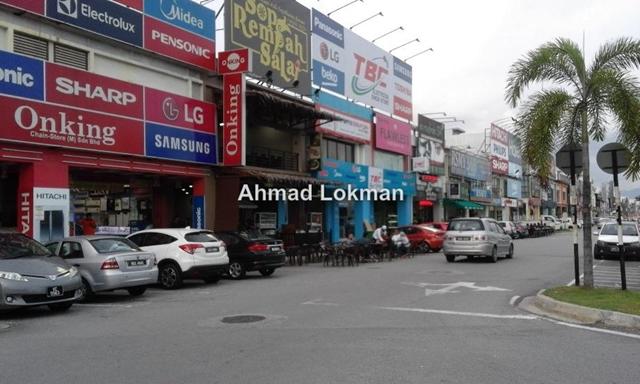 Glomac Seri Bangi, Sek 8 Bandar Baru Bangi  , Bangi