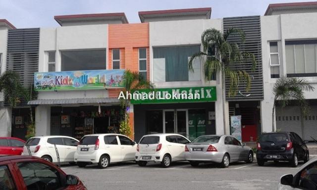 Gemilang Business Center, Kota Warisan, Sepang