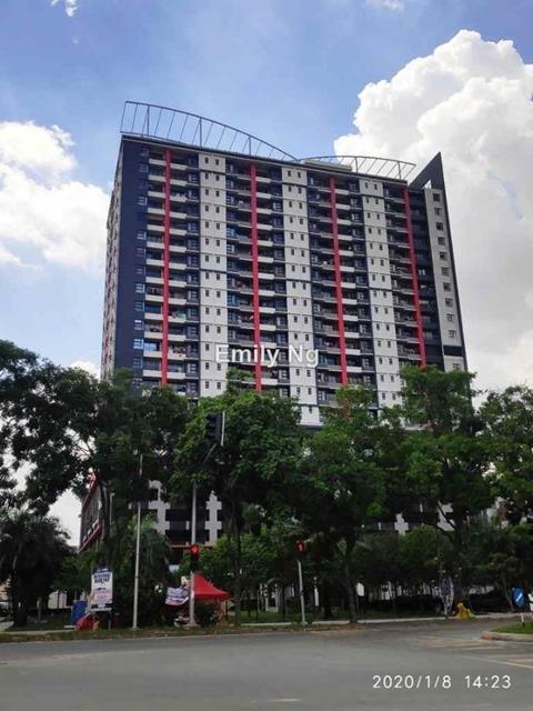 D'Aman Residences @ Puchong, Taman Mas, Puchong