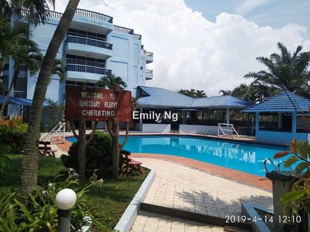 Sanctuary Resort, Sungai Karang