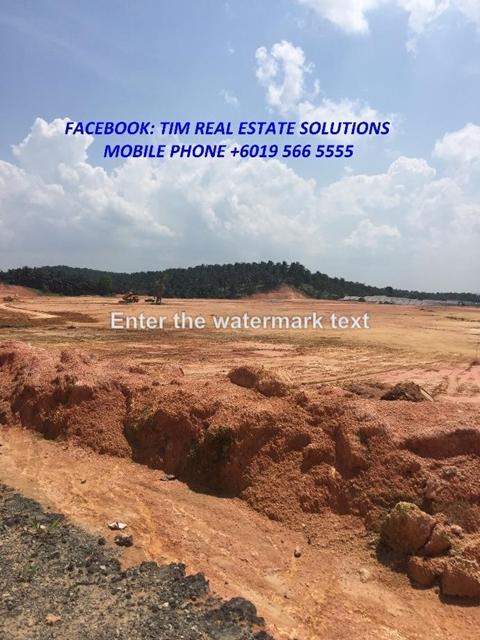 Industrial Land for Sell at Seelong, Senai
