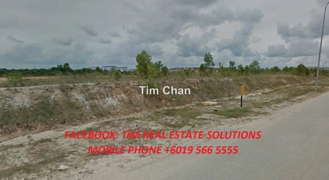 Heavy Industrial Land for Sell, Pasir Gudang