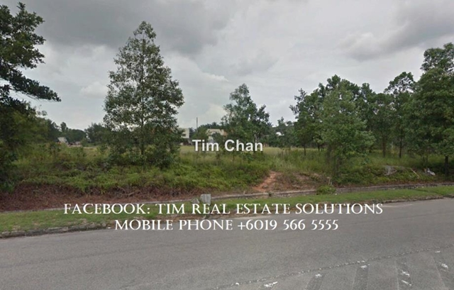 Industrial Land for Sell, Plentong