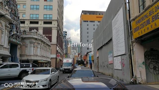 Jalan Tun H.S. Lee (Near Petaling Street - Jalan Petaling), Jalan Tun HS Lee, City Centre