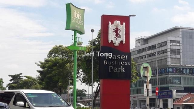 Fraser Business Park, Chan Sow Lin, Pudu, Sungai Besi, KL City