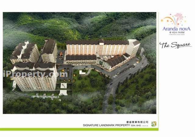 Aranda Nova, Kea Farm, Cameron Highlands, Kea Farm, Brinchang, 39100, Pahang