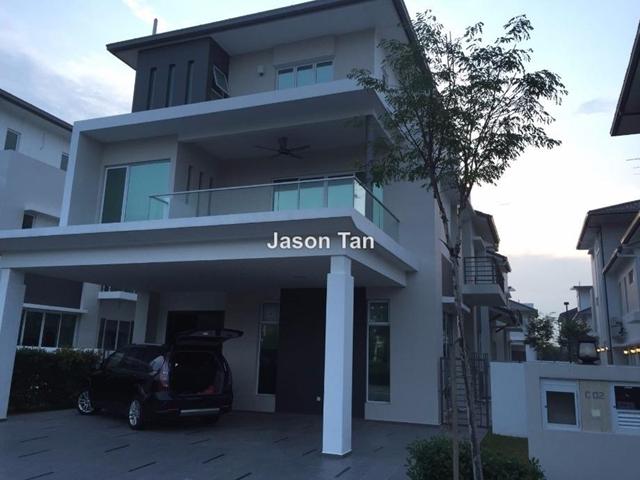 Senibong Cove Johor Bahru Intermediate Bungalow 5 1 Bedrooms For Rent Iproperty