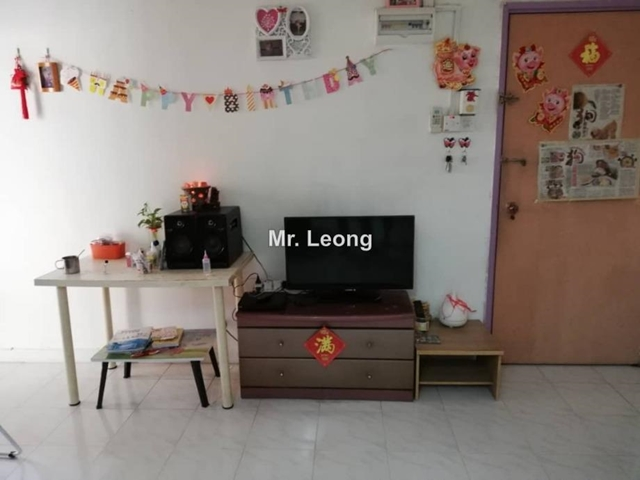 Happy Garden Apartment, Taman Gembira, Kuchai Lama