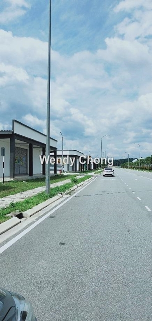 Ekoflora single storey corner shoplot, Johor Bahru