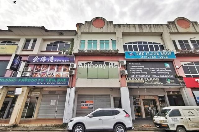 Grd Flr Main Rd 3rd Mile Hong Leong Public Bank, 3rd Mile, Jalan Tun Ahmad Zaidi Adruce, Kuching