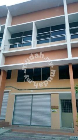 Double storey shop lot - Kuantan jaya gading, Kuantan