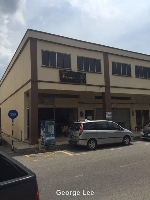 Sungai Soi Double Storey Shop Lot, Sungai Soi , Kuantan