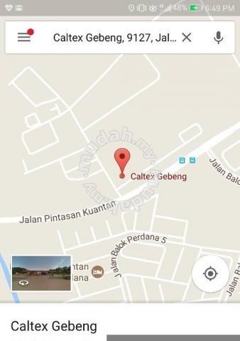 Gebeng bypass industrial land, Kuantan