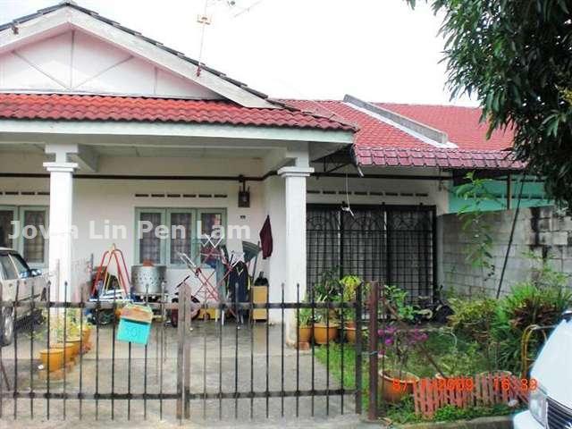 1 Storey Terrace House Masjid Tanah for Sale, Taman Sungai Baru, 78300, Melaka
