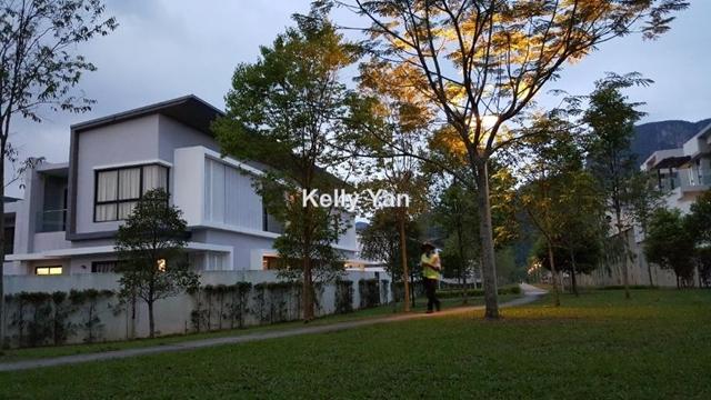 Twin Palms Kemensah, Ulu Klang