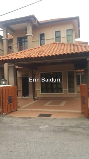 SemiD Mini Banglo double storey bukit katil, Melaka Tengah