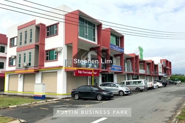 Austin Business Park, Penampang, Kota Kinabalu