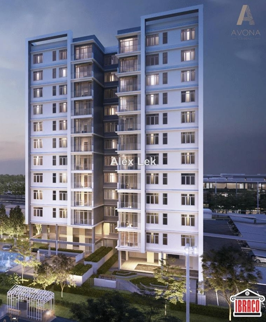 Avona Residence, The NorthBank, Kuching