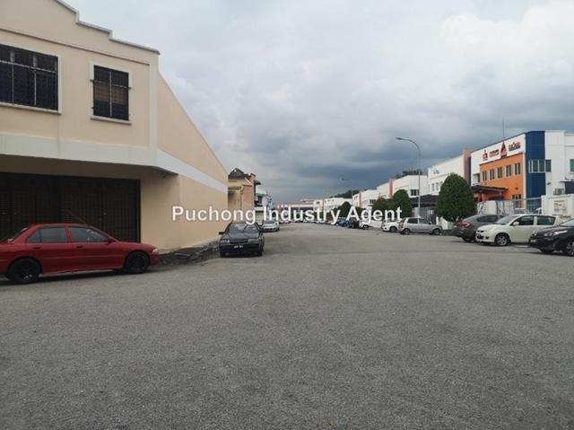 TPK, Kinrara Corner Semi D factory , LayangLayang, Serindit, TPP 5, TPP 6, Puchong