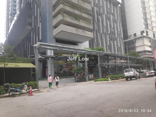 Mercu Summer Suites, Jalan Cendana, Jalan Sultan Ismail