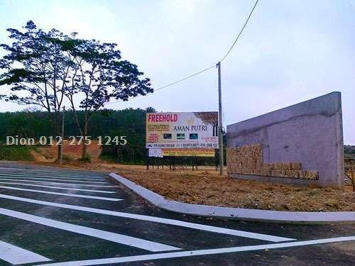 Aman Putri / Sg Buloh / Kuala Selangor, Selangor