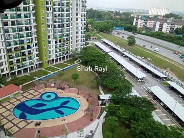 The Twin Residences, Taman Seroja, Tampoi