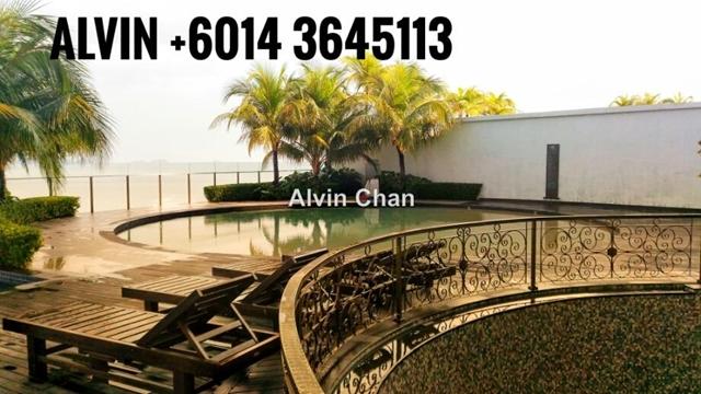Silverscape Luxury Residences, Jalan Syed Abdul Aziz, Bandar Hilir