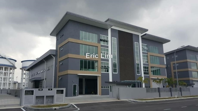 3 Storey Semi Factory at ETP,Meru,Klang,Kapar, Klang
