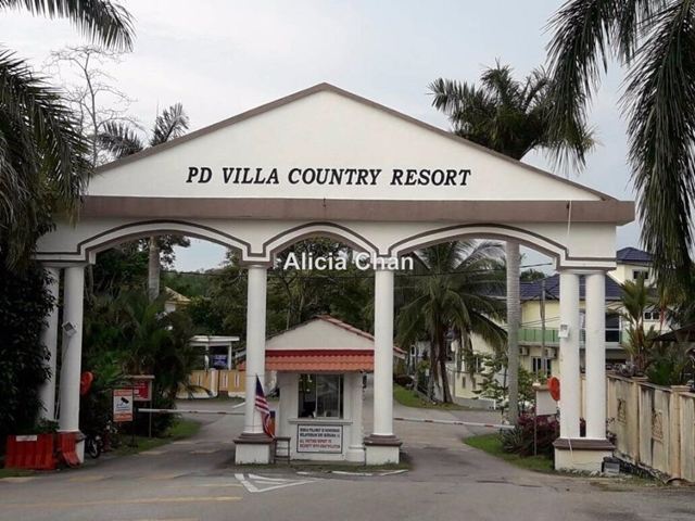 PD villas Country Resort, Teluk Kemang, Port Dickson