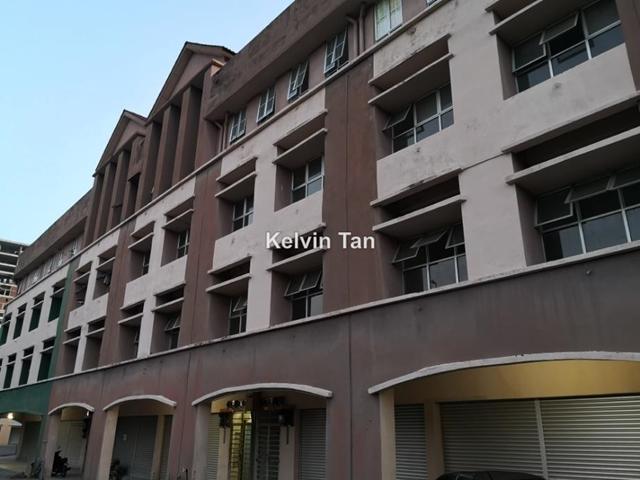 Shop lot Melaka Raya Pulao Melaka Near Ujong Pasir Mahkota, Melaka City
