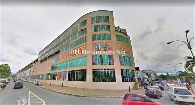 Megalong Shoplot 2nd Floor For Sales, donggongon, Penampang