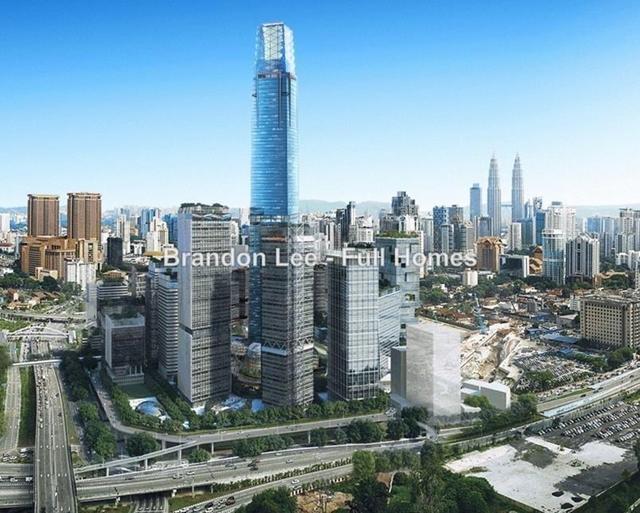 TRX Tower 106, Tun Razak Exchange, The Exchange 106, Mulia Tower, KLCC, Kuala Lumpur, KL City, KL Central, KL City