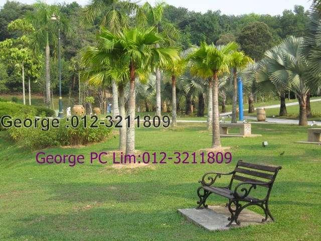 Bukit Jalil recreation park