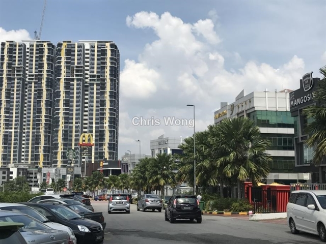 Puchong Bandar Puteri Semi D Commercial Lot, Puchong