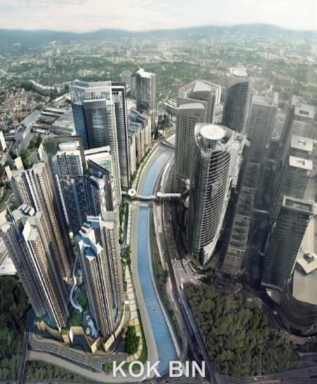 kl eco city, bangsa , Bangsar