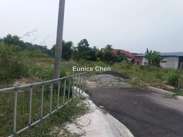Jalan Meru Batu 8, Kapar