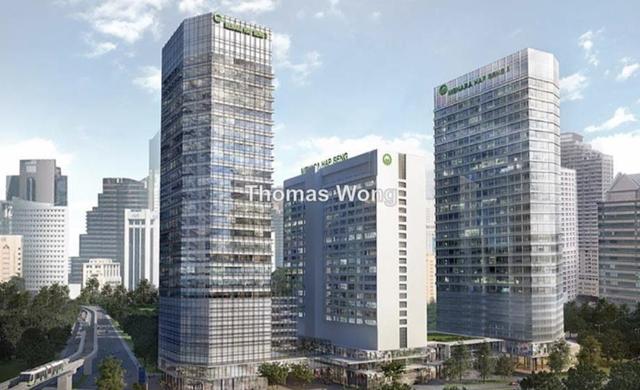 Menara Hap Seng, Menara Hap Seng, Jalan P Ramlee, KL City
