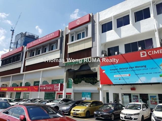 Damansara Uptown, Petaling Jaya, Damansara Utama